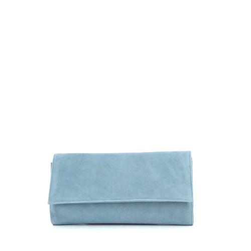Lebru tassen handtas blauw 186507