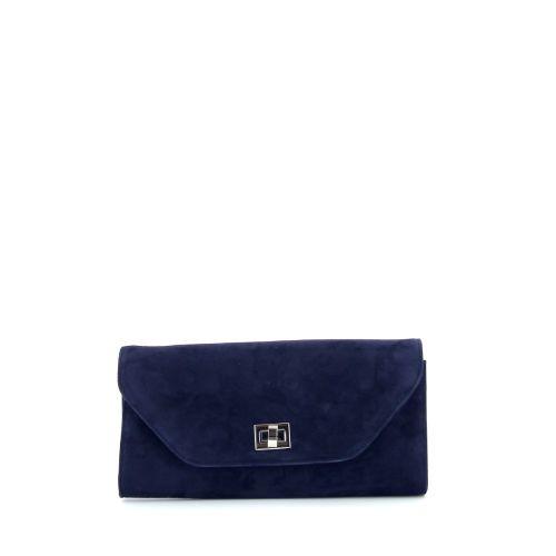 Lebru tassen handtas donkerblauw 186346
