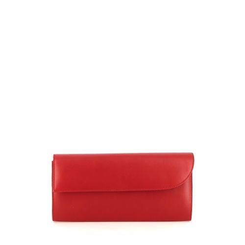 Lebru tassen handtas rood 186596