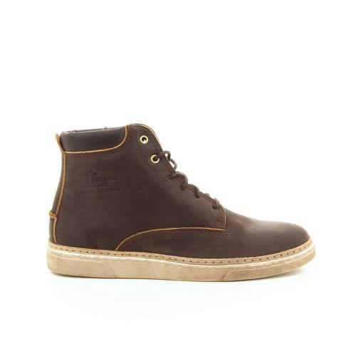 Panama jack herenschoenen boots bruin 18250