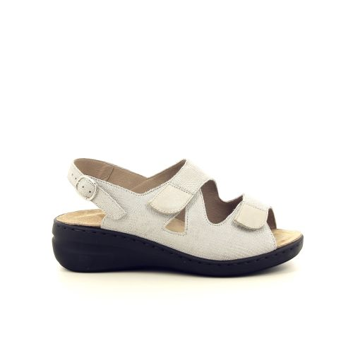 Solidus damesschoenen sandaal taupe 192622