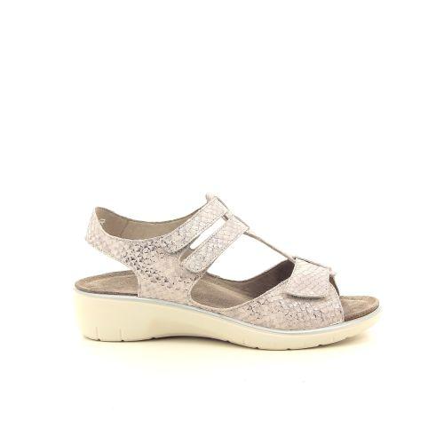 Solidus damesschoenen sandaal taupe 192617