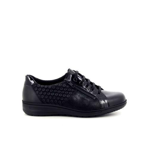 Solidus damesschoenen comfort zwart 176743