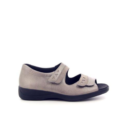 Solidus damesschoenen sandaal taupe 181678