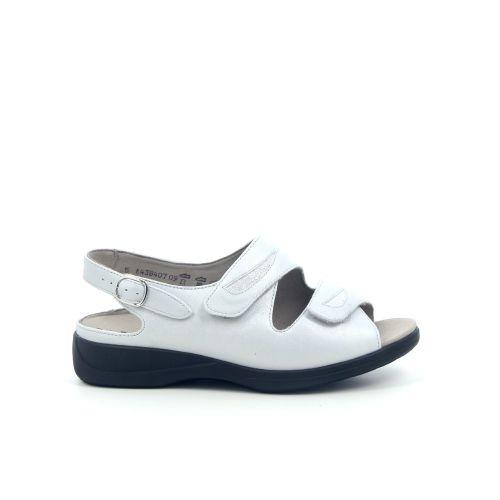 Solidus damesschoenen sandaal grijs 192623