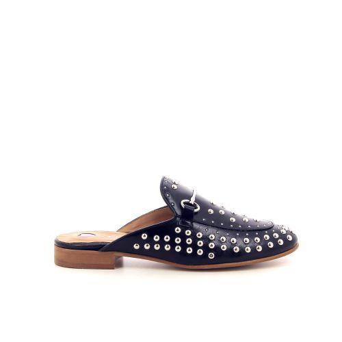 J'hay damesschoenen sleffer zwart 193801