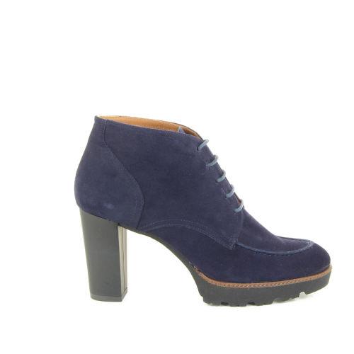 J'hay damesschoenen boots blauw 18413
