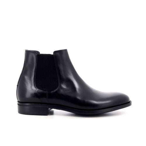 Moreschi herenschoenen boots zwart 184738