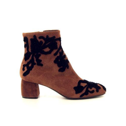 Attilio giusti damesschoenen boots cognac 188977