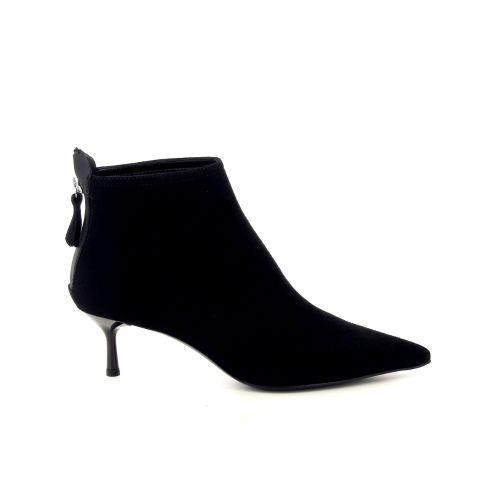 Agl damesschoenen boots naturel 199296
