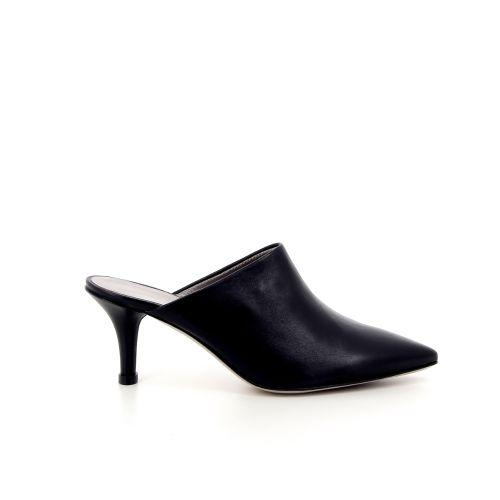 Agl damesschoenen muiltje zwart 181725