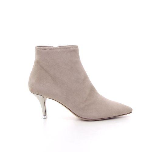 Attilio giusti damesschoenen boots beige 184400