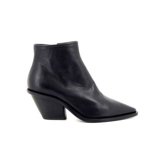 Attilio giusti damesschoenen boots zwart 184400