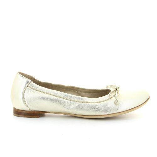 Agl damesschoenen ballerina poederrose 98520
