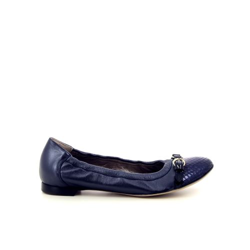Agl damesschoenen ballerina blauw 192417