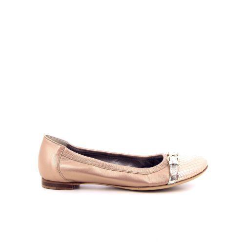 Agl damesschoenen ballerina rose 192417