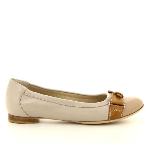 Agl damesschoenen ballerina beige 98516