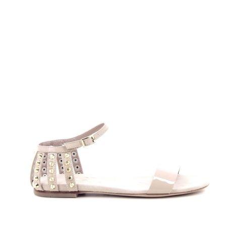 Agl damesschoenen sandaal beige 168977