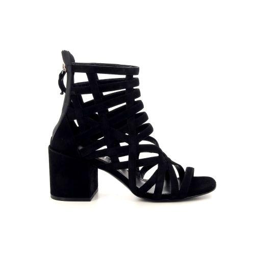 Agl  sandaal zwart 195245