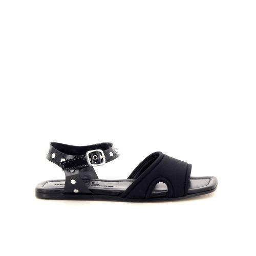 Agl  sandaal zwart 192381