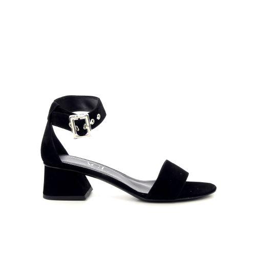 Agl damesschoenen sandaal zwart 191817