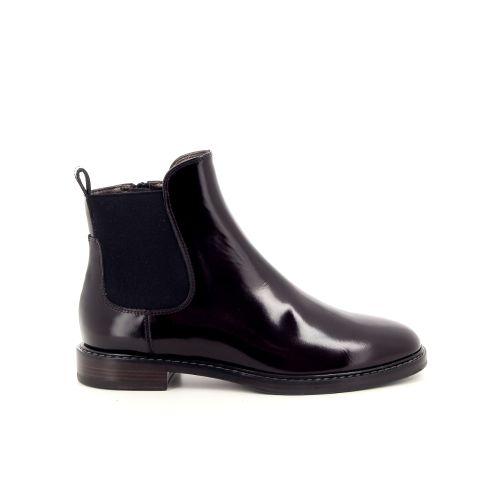 Attilio giusti damesschoenen boots rood 177363
