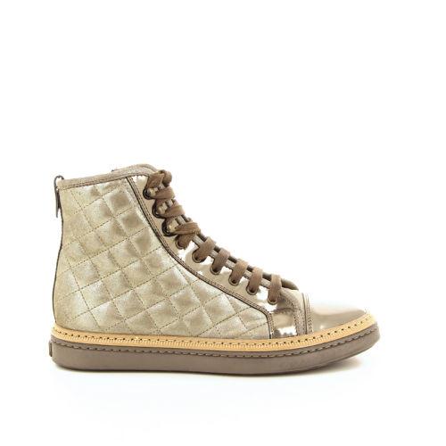 Attilio giusti damesschoenen sneaker taupe 18301