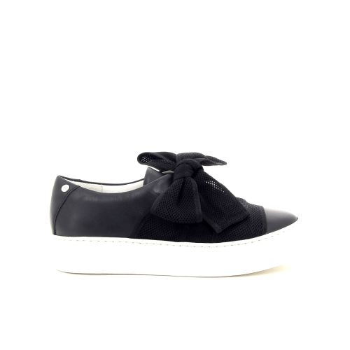 Attilio giusti damesschoenen sneaker zwart 181743
