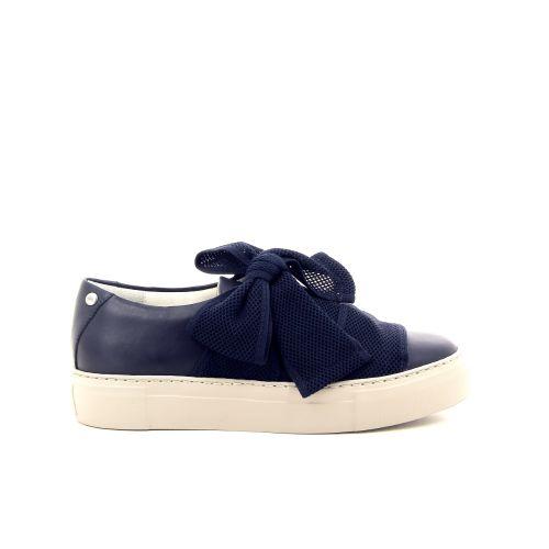 Attilio giusti damesschoenen sneaker blauw 181743