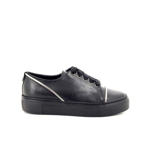 Attilio giusti damesschoenen sneaker zwart 192391