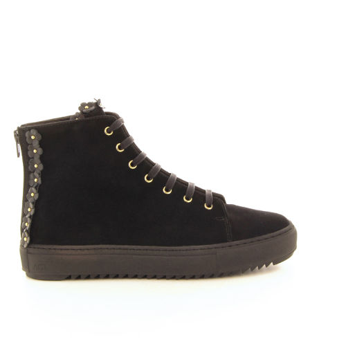 Attilio giusti damesschoenen sneaker zwart 18308