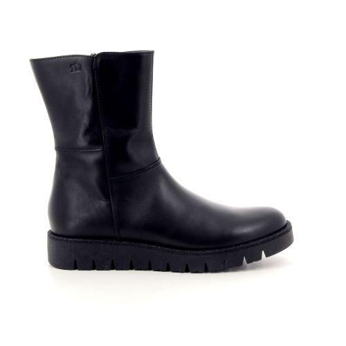 Stones and bones kinderschoenen boots zwart 178613
