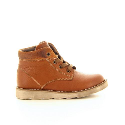 Stones and bones kinderschoenen boots cognac 16909