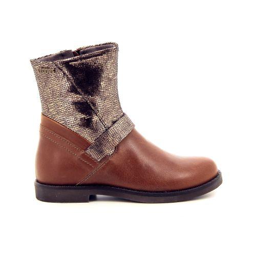 Stones and bones kinderschoenen boots cognac 176290