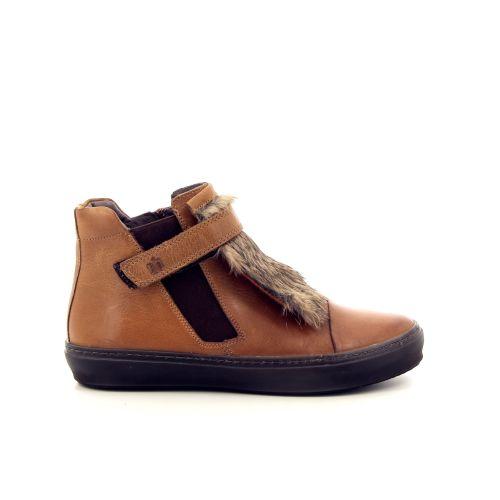Stones and bones kinderschoenen boots cognac 178609