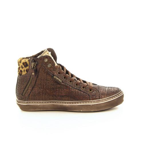 Stones and bones kinderschoenen boots goud 16885