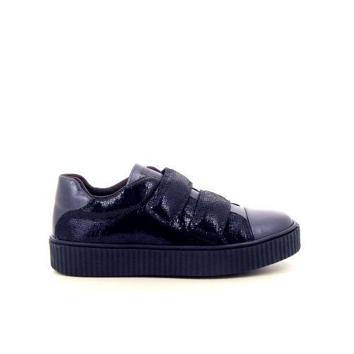 Stones and bones kinderschoenen sneaker blauw 176300