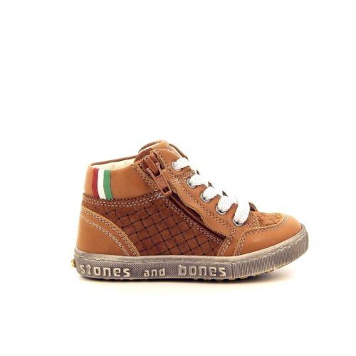 Stones and bones kinderschoenen sneaker naturel 168250