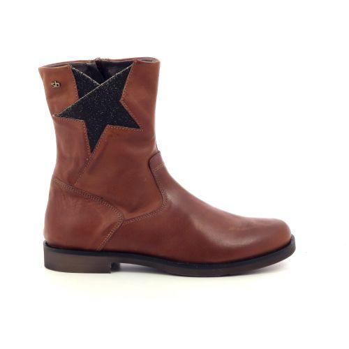Stones and bones  boots zwart 198285