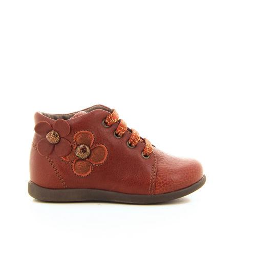 Stones and bones kinderschoenen boots cognac 16884