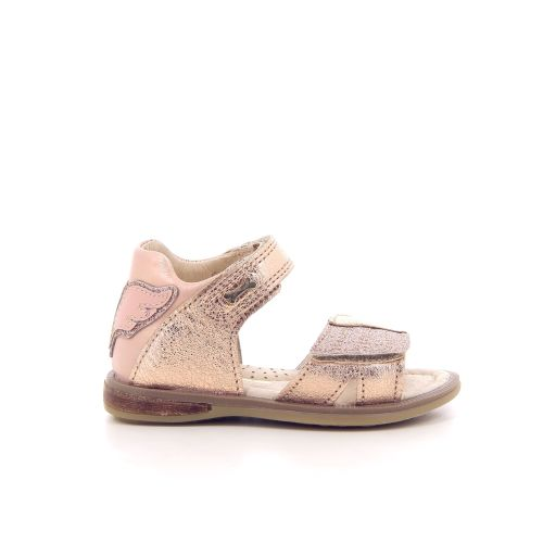 Stones and bones kinderschoenen sandaal zilver 192102