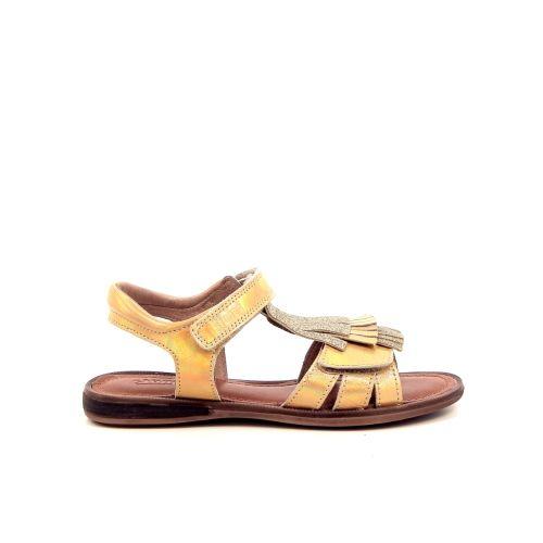 Stones and bones kinderschoenen sandaal goud 168290