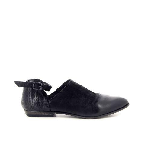 Mo ma damesschoenen mocassin zwart 184061