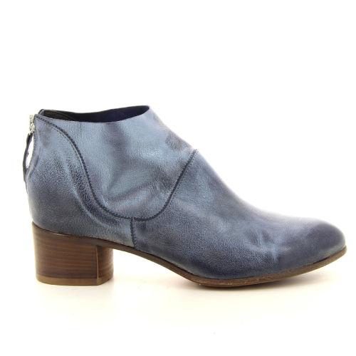 Mo ma damesschoenen boots blauw 12670