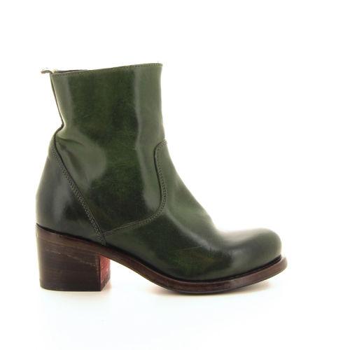 Mo ma damesschoenen boots groen 18695