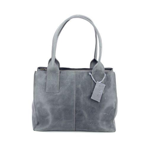 Cat & co tassen handtas grijs 180373