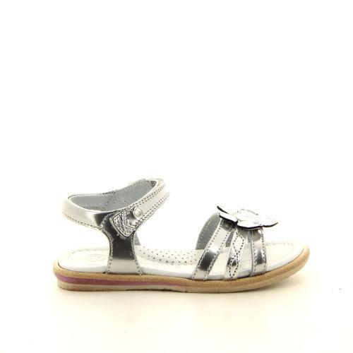 Rondinella kinderschoenen sandaal zilver 98298