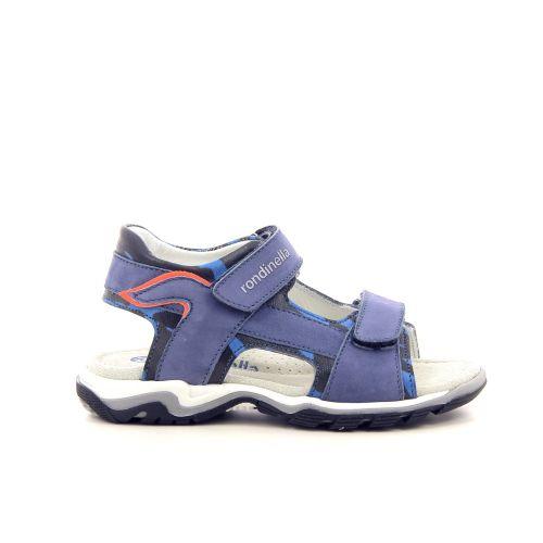 Rondinella  sandaal blauw 194464