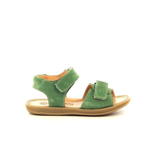 Rondinella kinderschoenen sandaal groen 194463