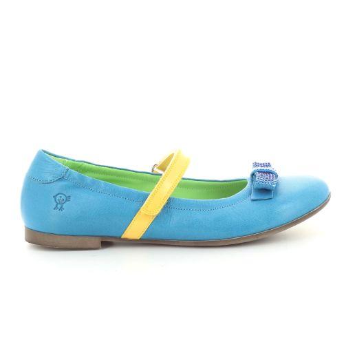 Rondinella kinderschoenen ballerina azuurblauw 86665